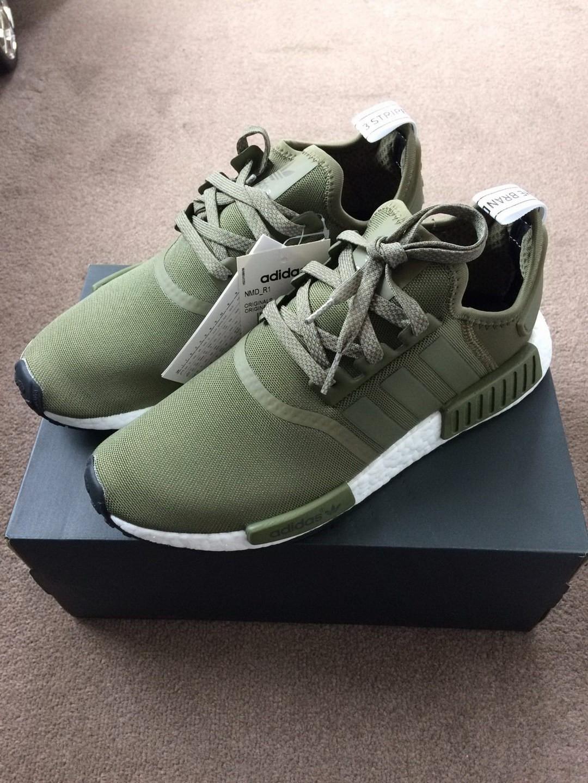 adidas nmd vert