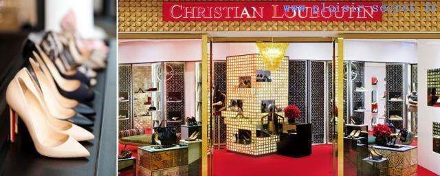 boutique louboutin france paris